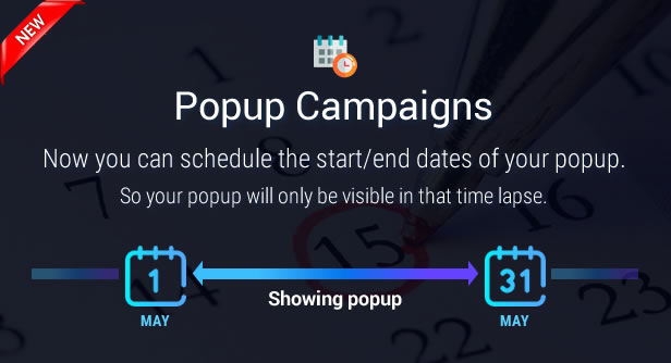 Popup Plugin for WordPress - Master Popups for Email Subscription 14