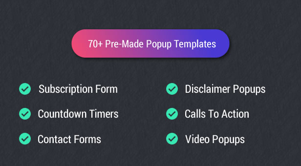 Popup Plugin for WordPress - Master Popups for Email Subscription 39